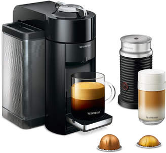 Nespresso Evoluo Coffee and Espresso Maker by De'Longhi with Aerocinno