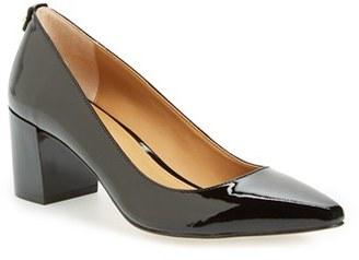 Calvin Klein 'Natalynn' Block Heel Pump (Women) $119.95 thestylecure.com