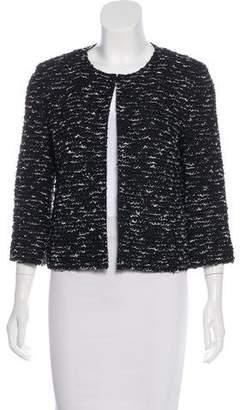 St. John Long Sleeve Knit Jacket