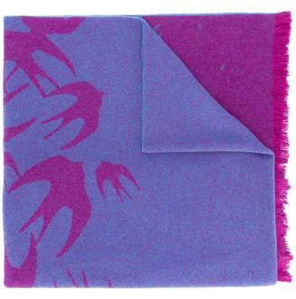 McQ Swallows scarf