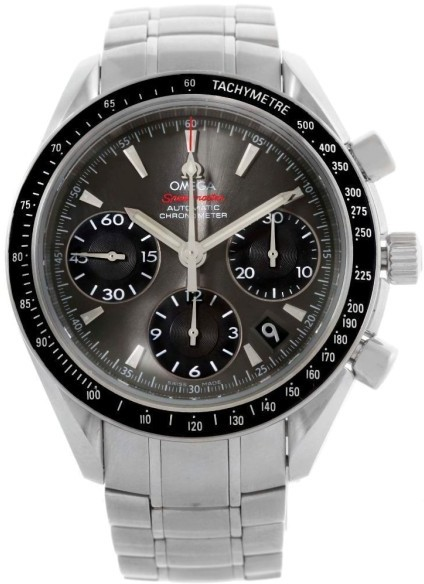 OmegaOmega Speedmaster 3529.50.00 Stainless Steel & Gray Dial 40mm Mens Watch