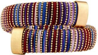 Carolina Bucci Silver-Plated Gold Caro Bracelet