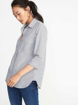 Old Navy Relaxed Classic Tunic Shirt for Women