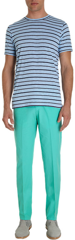 Barneys New York Barneys New York BARNEYS NEW YORK MEN'S STRAIGHT LEG CHINOS