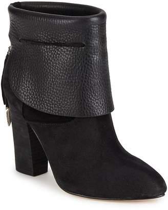 Sigerson Morrison Women's Ferg Tasseled Leather Booties
