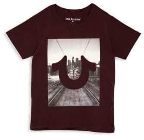 True Religion Boy's HS City T-Shirt