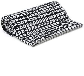 Marcelo Burlon County of Milan Paco towel