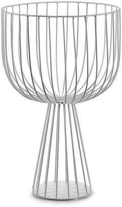 Serax - Catu Raise Wire Basket - White - 40cm