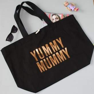 Co Love Lammie & Yummy Mummy Print Baby Bag