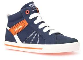 Geox Kilwi Zip High Top Sneaker