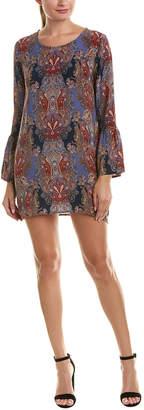 Tolani Belle Silk Shift Dress