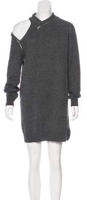 Marc Jacobs Embellished Cutout Sweater