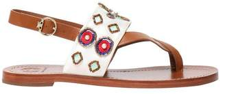 Tory Burch Toe post sandal
