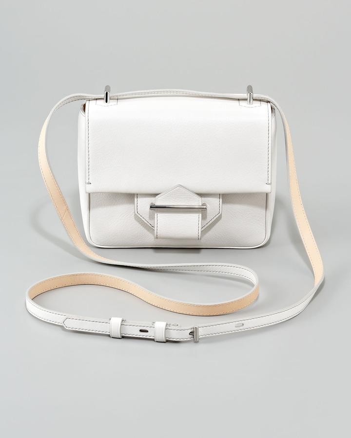 Reed Krakoff Mini Shoulder Bag, White