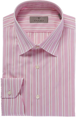 Canali Modern Fit Dress Shirt