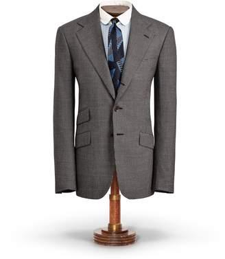 Ralph Lauren Houndstooth Suit Jacket