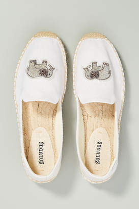 Soludos Elephant Smoking Slipper Espadrilles