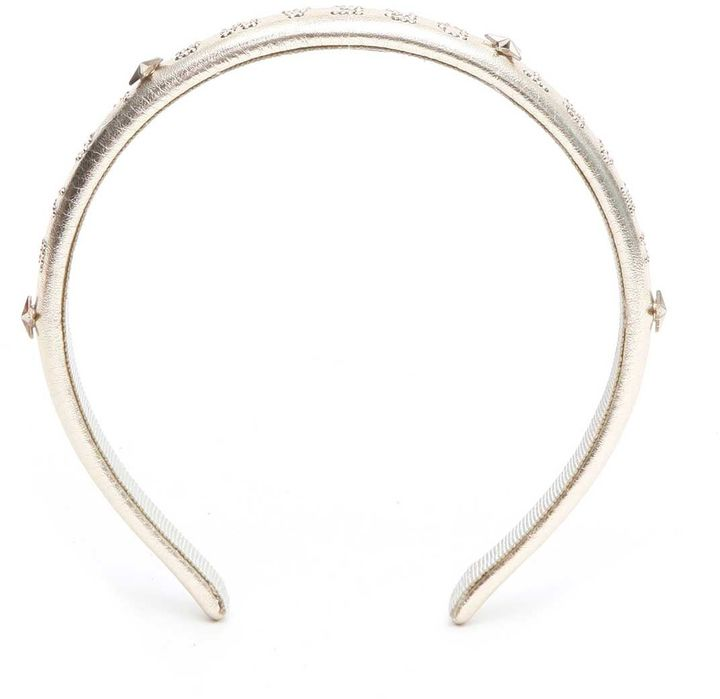 RED ValentinoRed Valentino Studded Hair Band