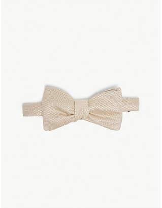 Eton Silk weave bow tie