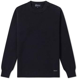 Armor Lux Armor-Lux 1901 Fouesnant Mariner Crew Knit