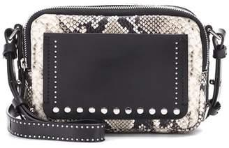 Isabel Marant Tinley Studded leather shoulder bag
