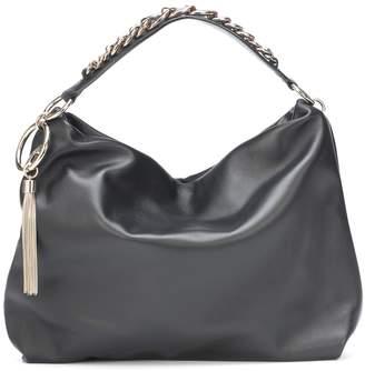 Jimmy Choo Callie leather shoulder bag