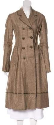 Wunderkind Casual Trench Coat