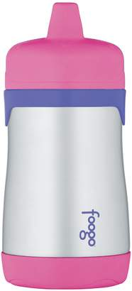 Thermos FOOGO Vacuum Insulated Stainless Steel 10-Ounce Hard Spout Sippy Cup