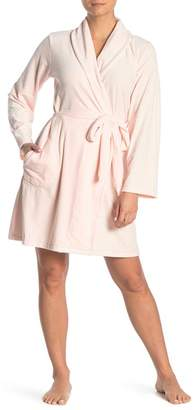 Jessica Simpson Plush Knit Robe