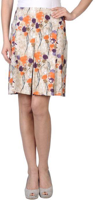 La Via 18 Knee length skirt