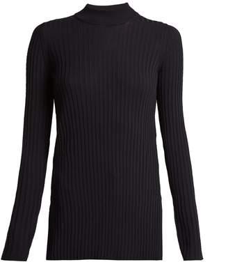 Max Mara S Ribbed-knit top