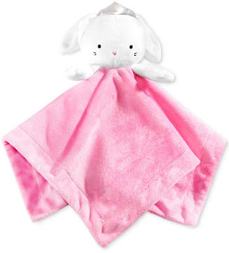 First Impressions First Impressions, Baby Girls Bunny Cuddler Blanket, Created for Macy's