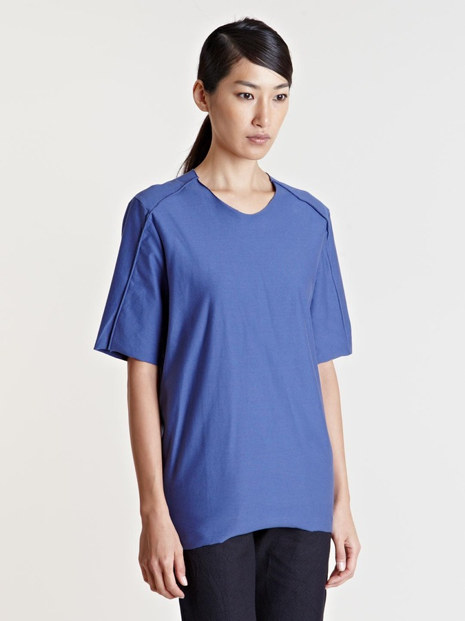 ments Women's Seam Detail T-shirt