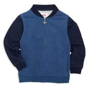 Appaman Toddler's, Little Boy's& Boy's Colorblock Bomber Jacket
