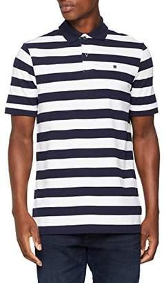 G Star Men's Bantson Core Polo S/s Shirt,Small