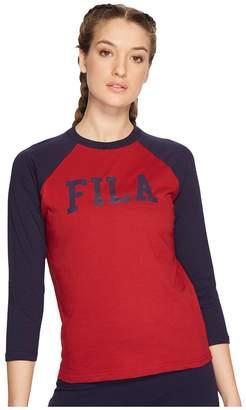 Fila Tammy Raglan T-Shirt Women's T Shirt