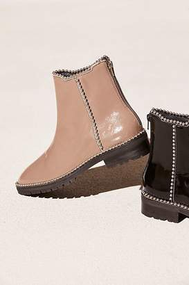 Ball And Chain Ankle Boot