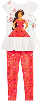 Disney Toddler Girls 2-Pc. Elena Top & Leggings Set