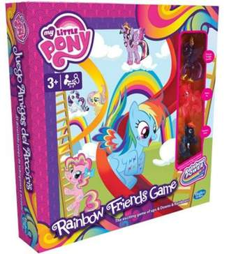 My Little Pony Rainbow Friends Game Board Game