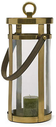 "One Kings Lane 19"" Wellington Lantern - Brass"