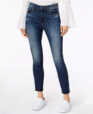 STS Blue Emma Vented Ankle Skinny Jeans