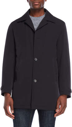 Calvin Klein Melliot Single-Breasted Raincoat