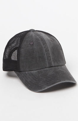American Needle Black Mesh Back Dad Hat $24.95 thestylecure.com