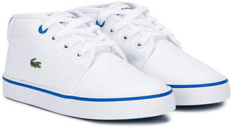 Lacoste Kids lace-up sneakers