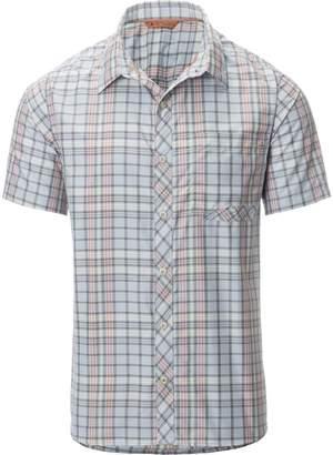 Basin and Range Flying Dog Plaid Shirt - Men's