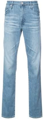 AG Jeans long straight-leg jeans