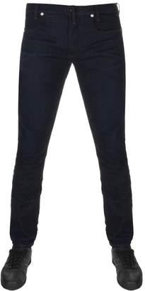 G Star Raw D Staq Slim Jeans Blue