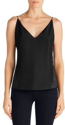 Women's J Brand Lucy Silk Camisole $128 thestylecure.com