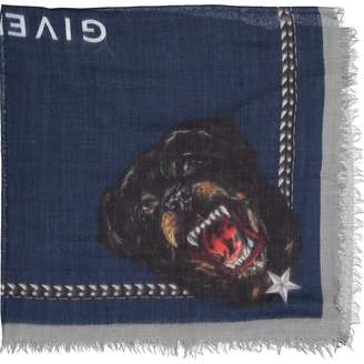Givenchy Multicolour Wool Scarves