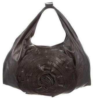 Outlet 2018 Newest Valentino Ponyskin Effect Calfskin Leather Hobo Bag. Discount Official Free Shipping Amazing Price Limit Discount ivIzr